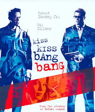 KISS KISS BANG BANG BY DOWNEY,ROBERT JR. (Blu-Ray)